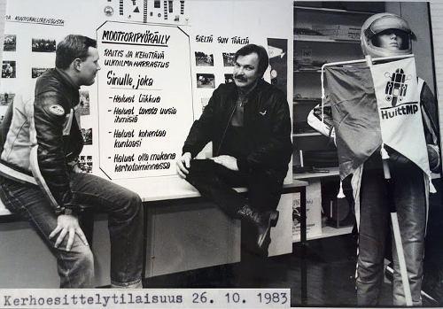 HUITTMP_Kerhoesittelytilaisuus26.10.1983